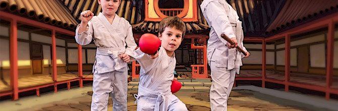 JUDO EVEIL – 4-5 ans
