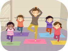 RELAXATION YOGA ENFANTS ( NOUVEAU ! )  7 – 12 ans