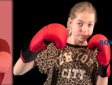BOXE AMERICAINE – FULL CONTACT enfants/ados : 8-13 ans