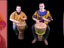 DJEMBE PERCUSSIONS AFRICAINES- ados/adultes